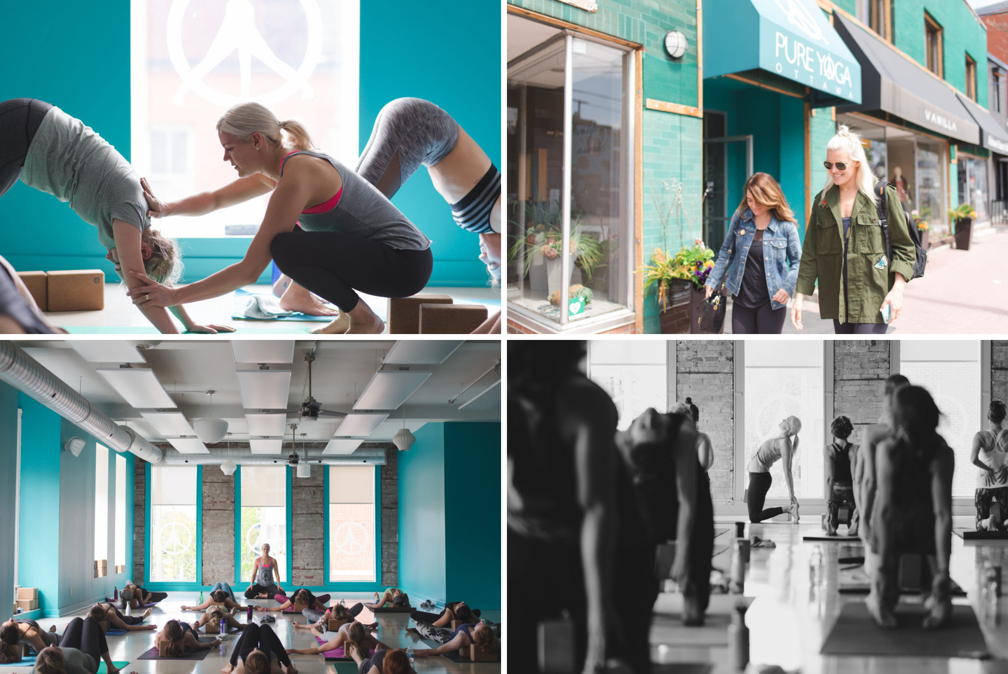 A Day In The Life Of Studio Owner Amber Stratton Pure Yoga Ottawa Journal