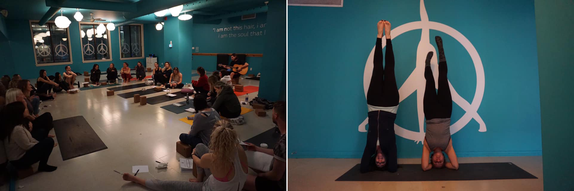 The Who, What and Why of Yoga Teacher Training