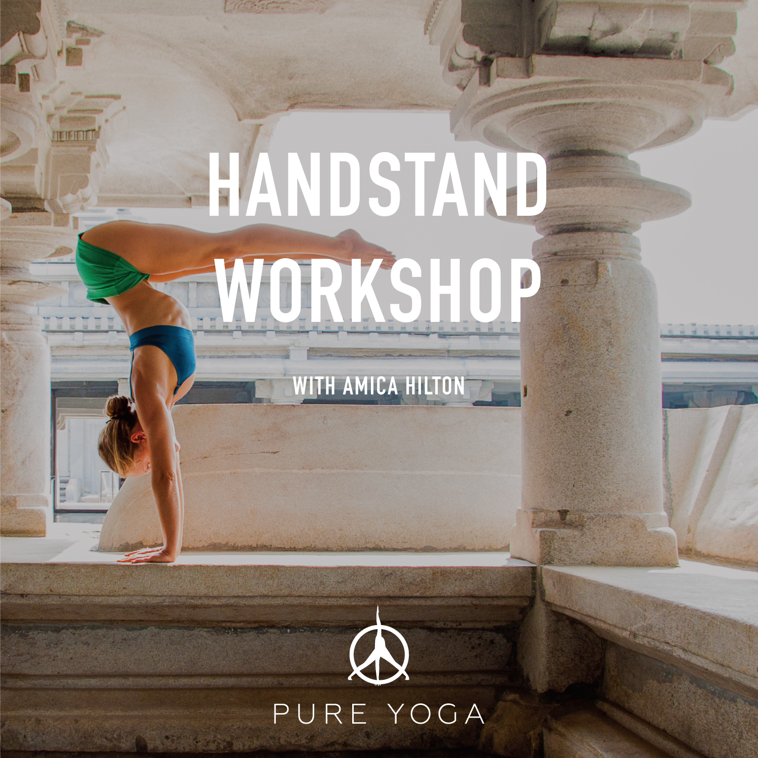 Handstand workshop square