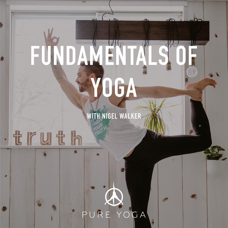 Fundamentals of yoga square