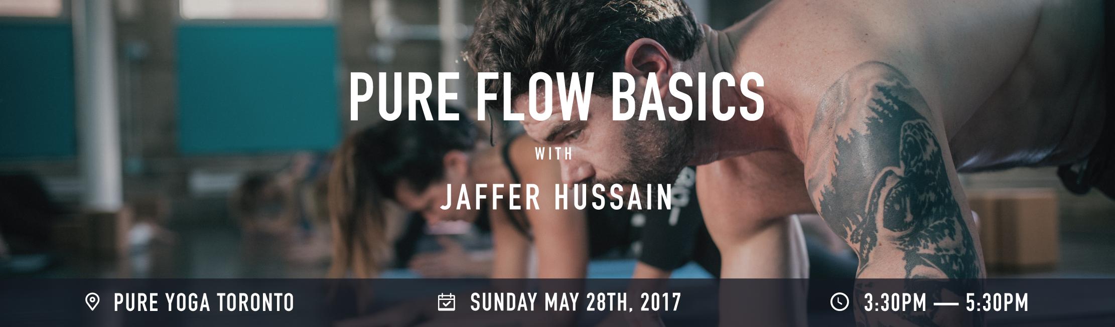 Flow basics banner