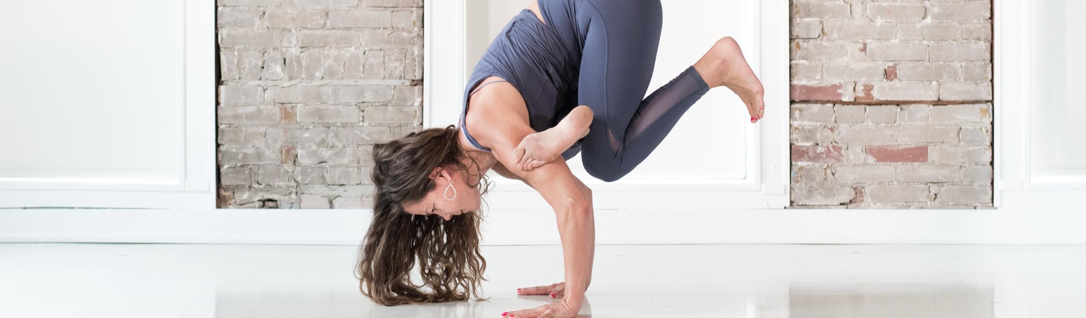 Power Yoga Teacher Training with Jenn Stow | Pure Yoga ...