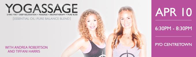 Yogassage 5 banner