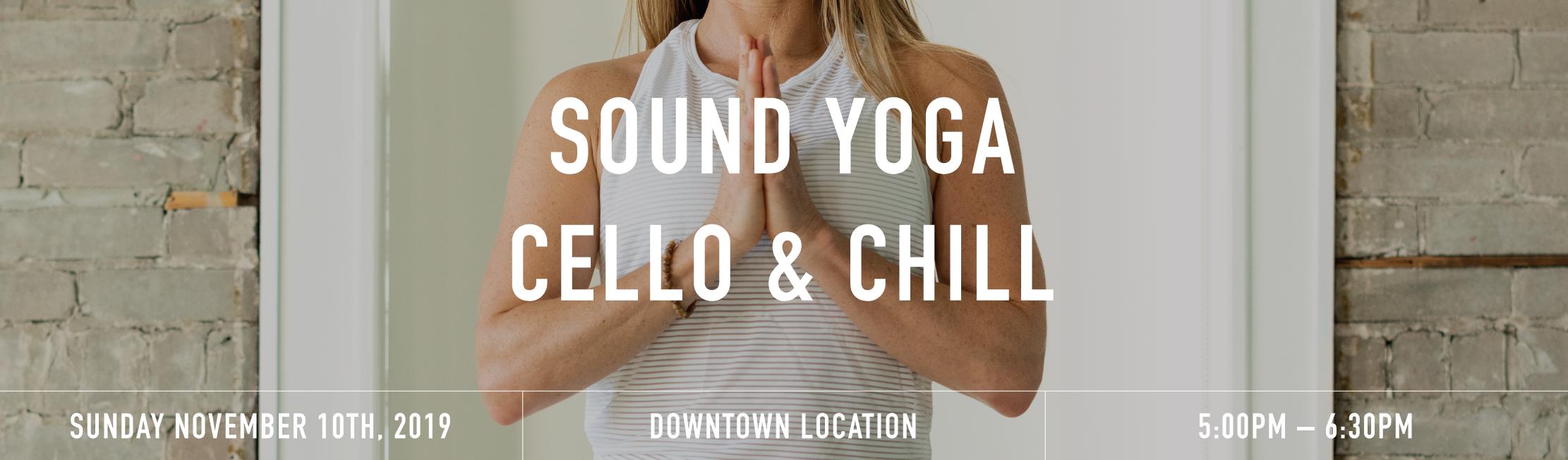 Sound yoga banner  1