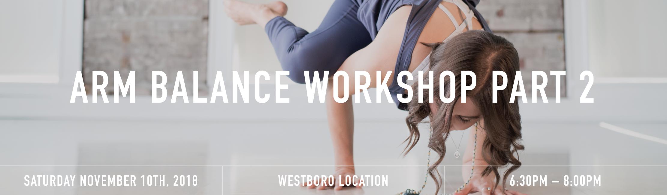 Arm balance workshop banner  1