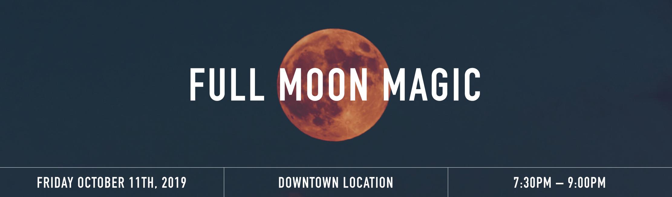 Full moon banner  1