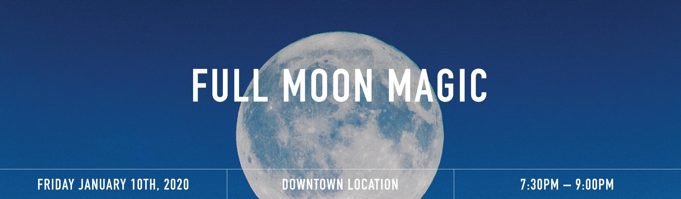 Full moon banner  2