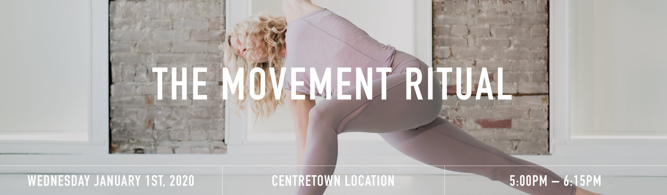 Movement ritual banner  1