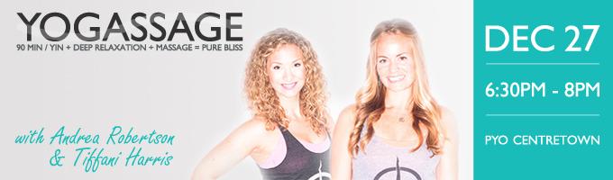 Yogassage 2 banner