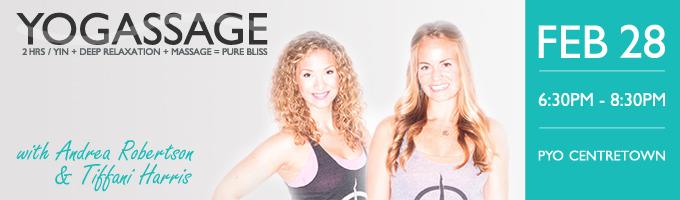 Yogassage 4 banner